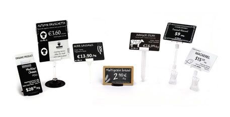 Edikio - Price tags accessories for Access printer
