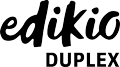 Logo of the best solution Edikio