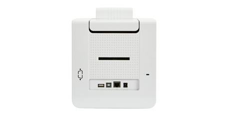 Edikio Duplex Price Tag printer - Ethernet port